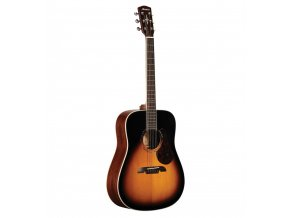 ALVAREZ AD60SB- dreadnought kytara, polomasiv sitka, mahagon