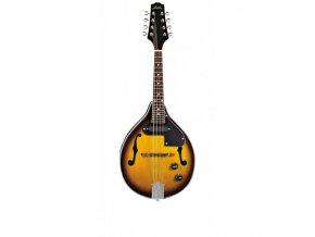 ASHTON MDE 200 TBS elektroakustická mandolína + hardcase