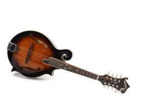 SIGMA MA-6, mandolína, top-masiv smrk, tělo javor, s posltrovaným gig bagem