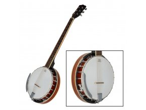 STAGG BJM30 G, kytarové banjo VÝBĚR