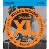 D'ADDARIO EXL110 struny na el. kytaru, 10-46