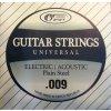 GORSTRINGS UNIVERSAL .009 struna kytara