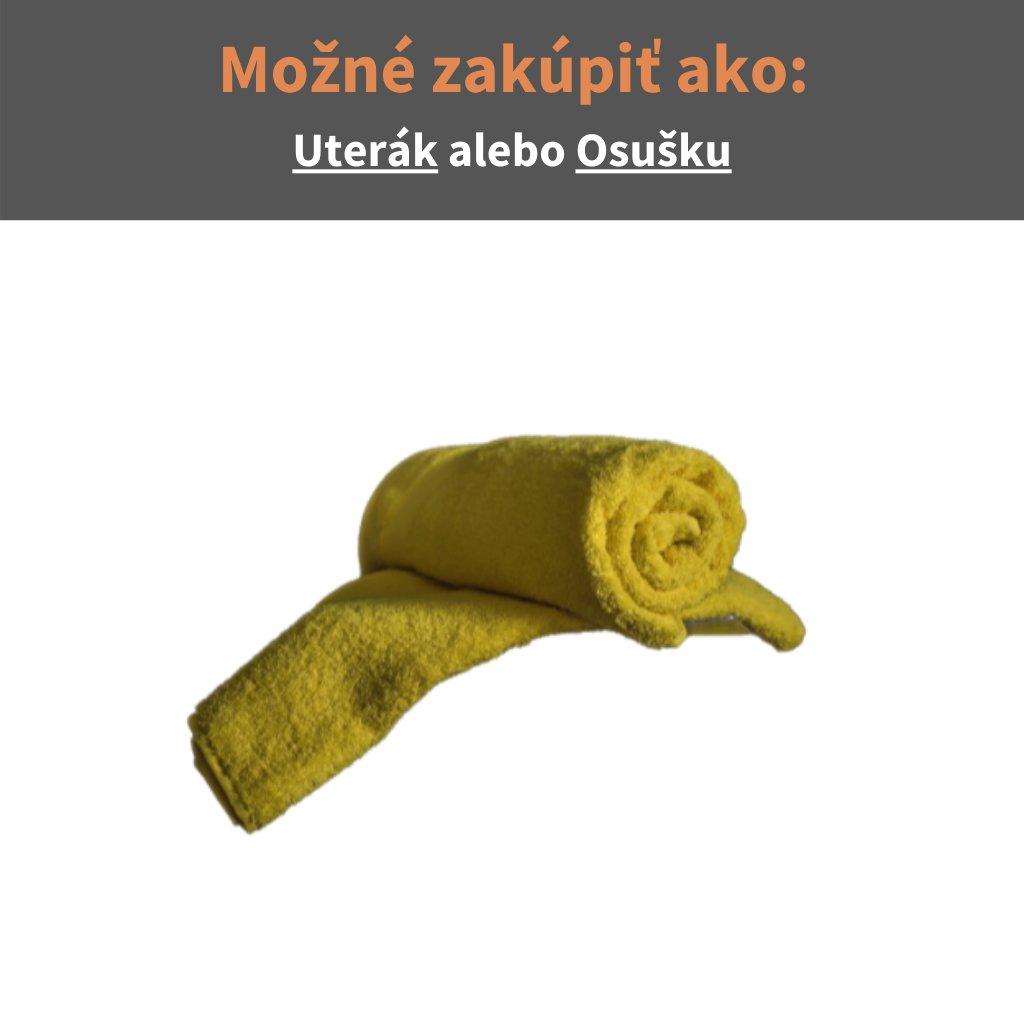 Froté uterák a osuška 14