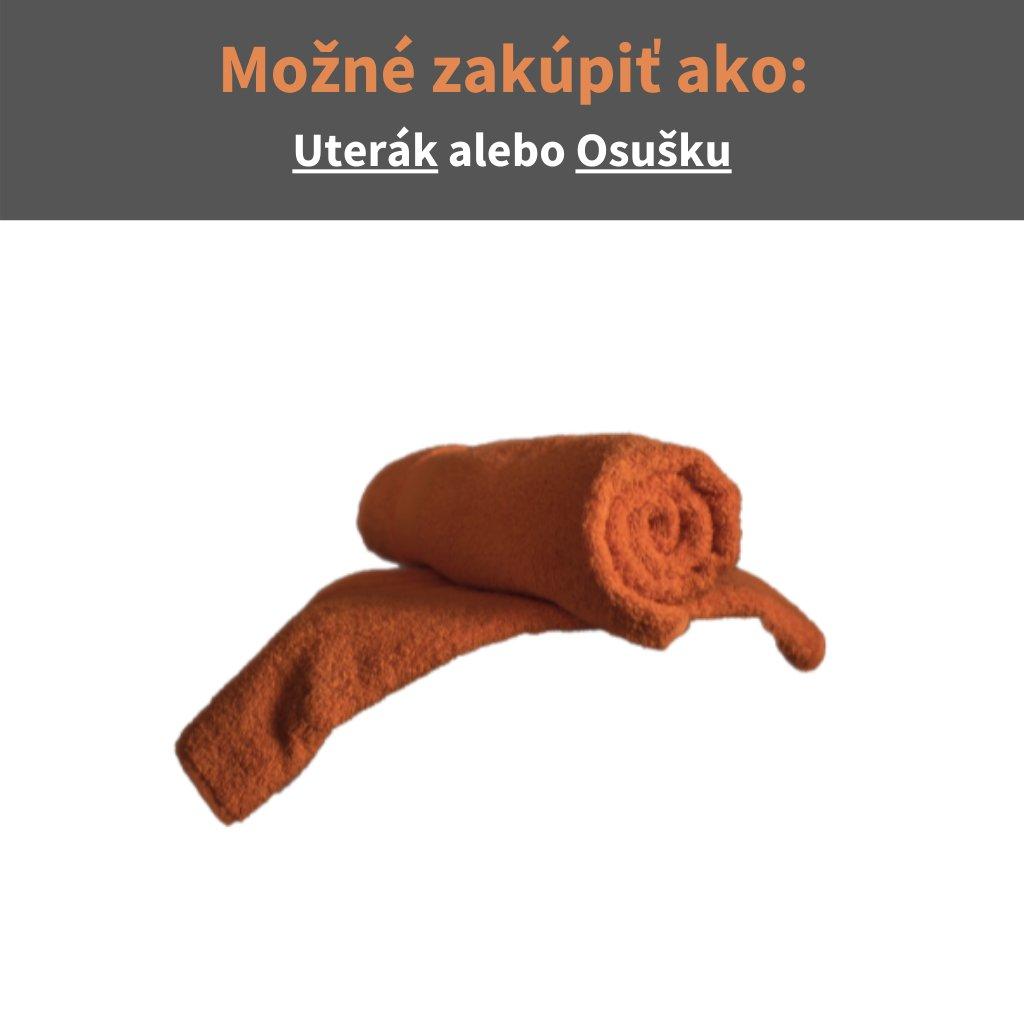 Froté uterák a osuška 21