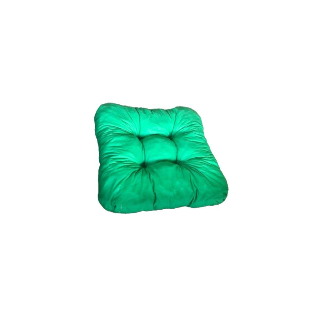 Podložka na stoličku - Zelená