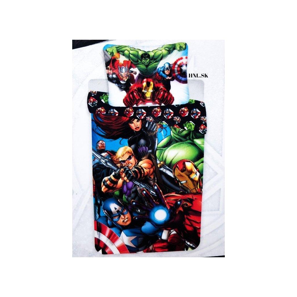 40 Avengers
