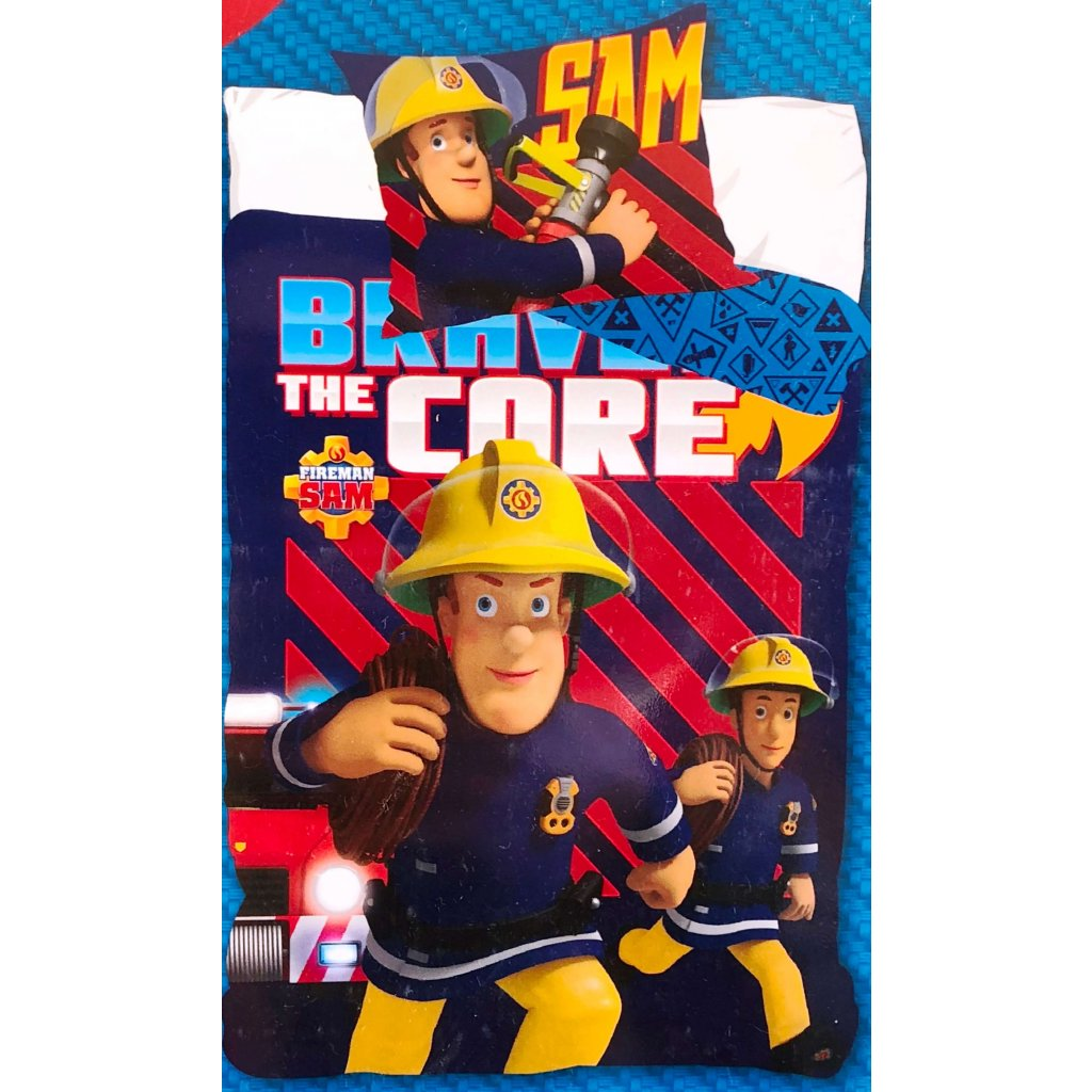 4 Požiarnik Sam