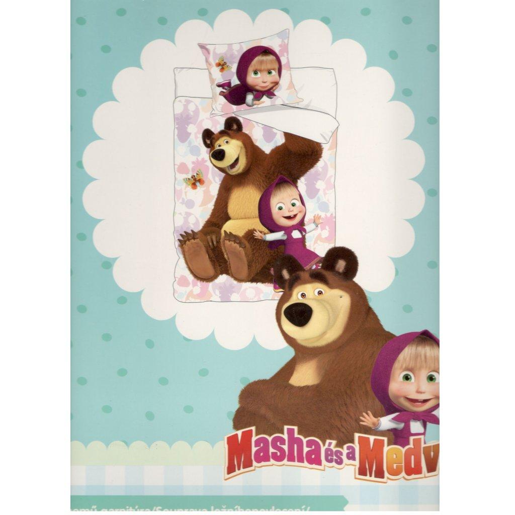 13 Máša a Medveď