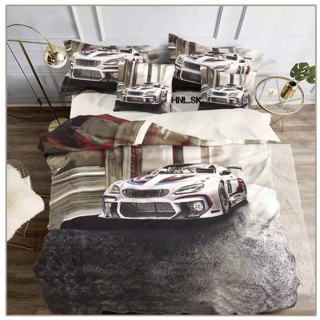 TOP 3D Car1 Foto obliečky