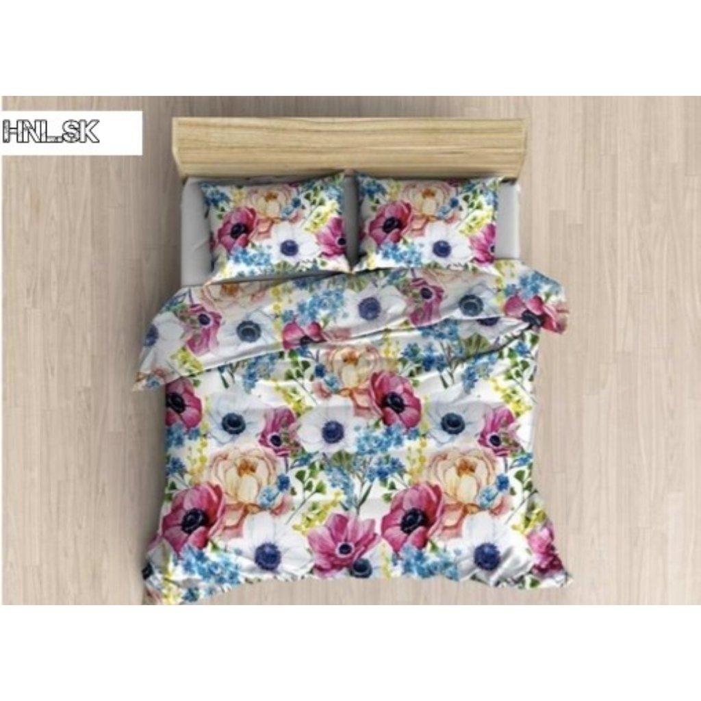 TOP 3D Farebné Kvety 059 Foto obliečky