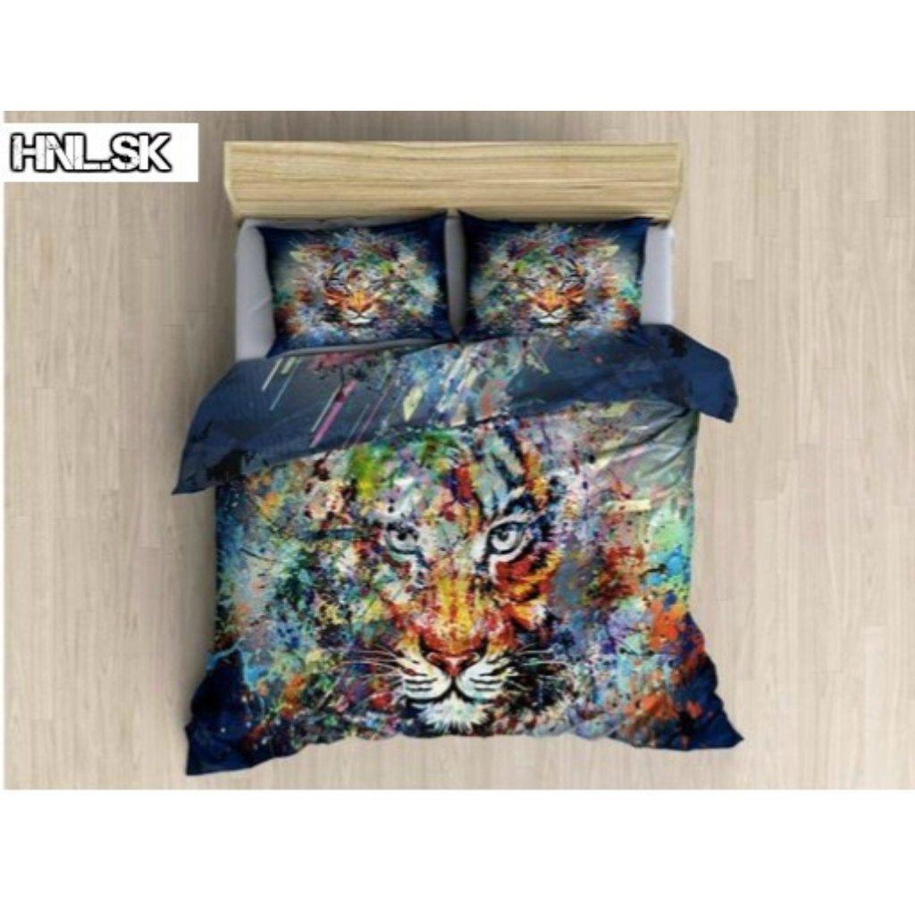 TOP 3D Tiger 046 Foto obliečky