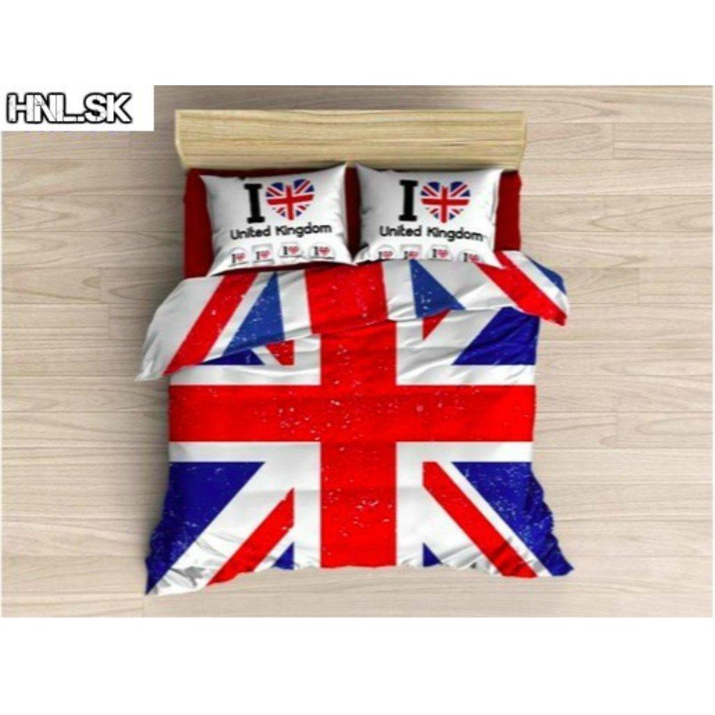 TOP 3D United Kingdom 008 Foto obliečky