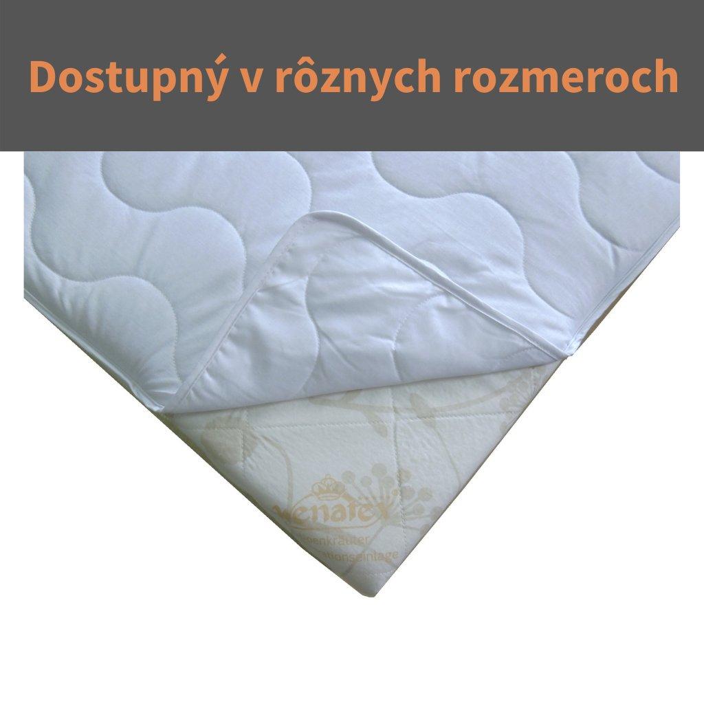 Chránič na matrac bavlnený
