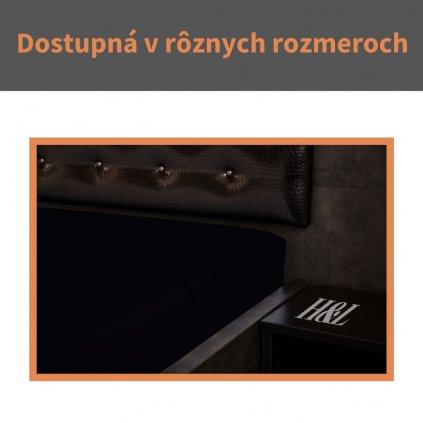 Froté napínacia plachta DeLuxe 27