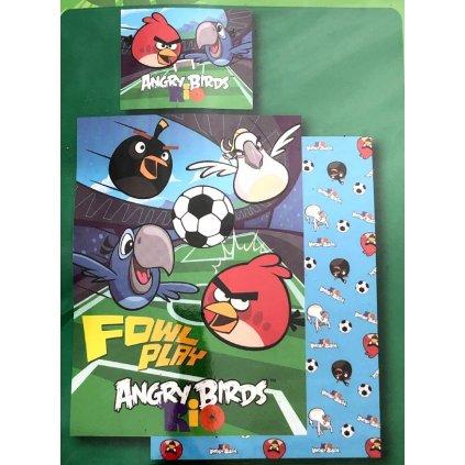 32 Angry Birds Rio