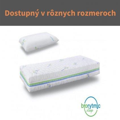 Matrac BioRytmic SET s vankúšom BioRytmic