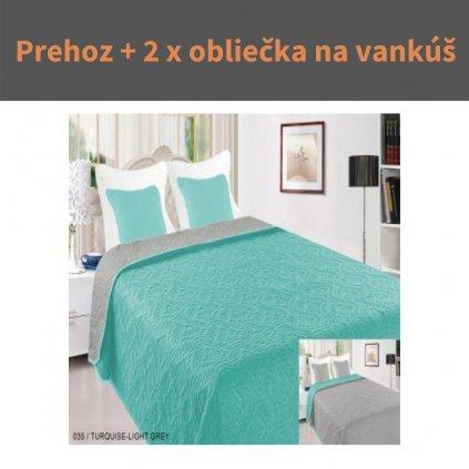 Prehoz Vigo Tyrkys