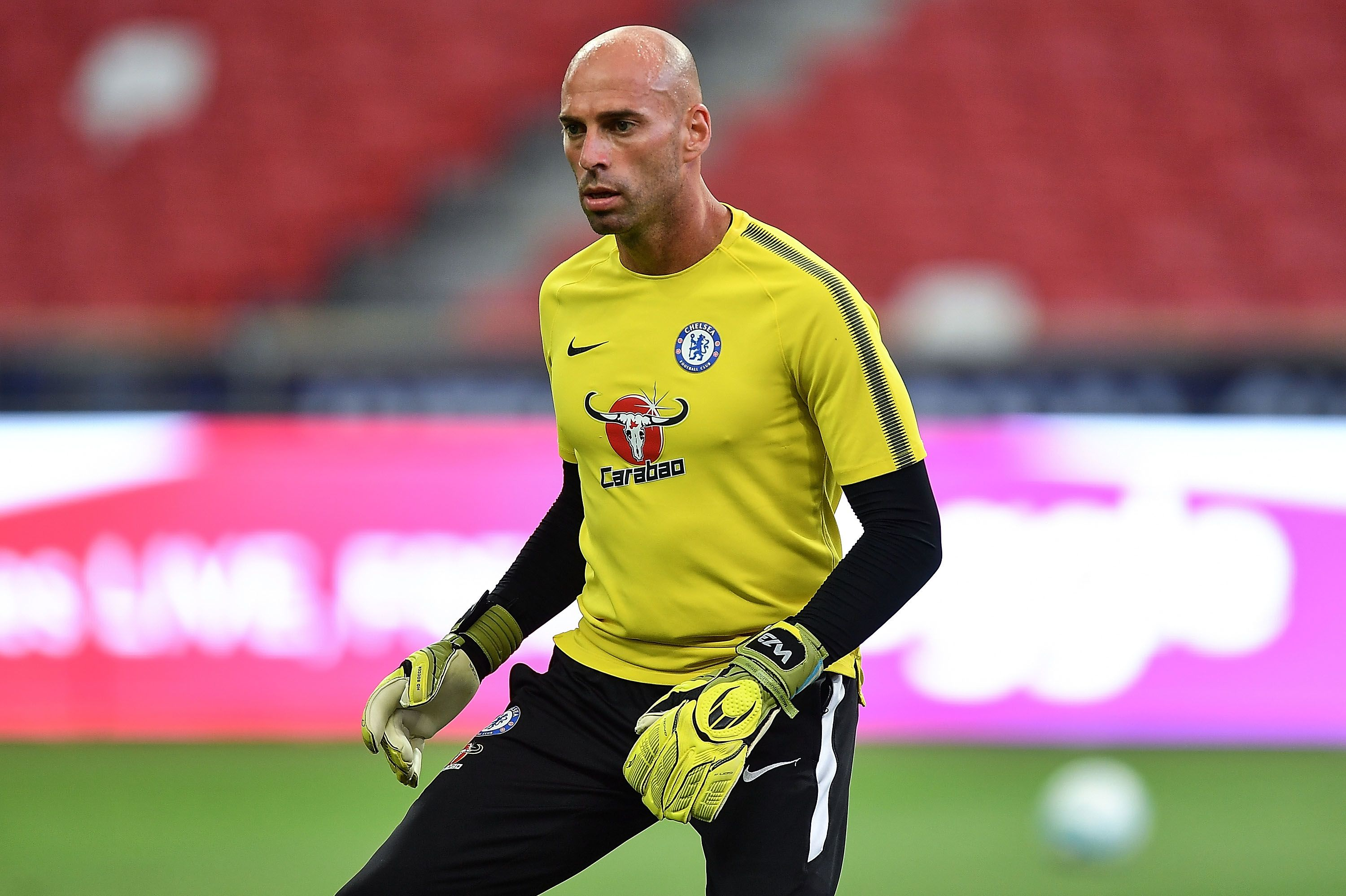 Willy Caballero Chelsea FC (2)