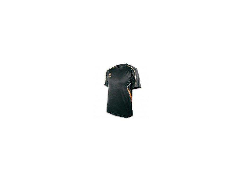 t shirt performance black(1)