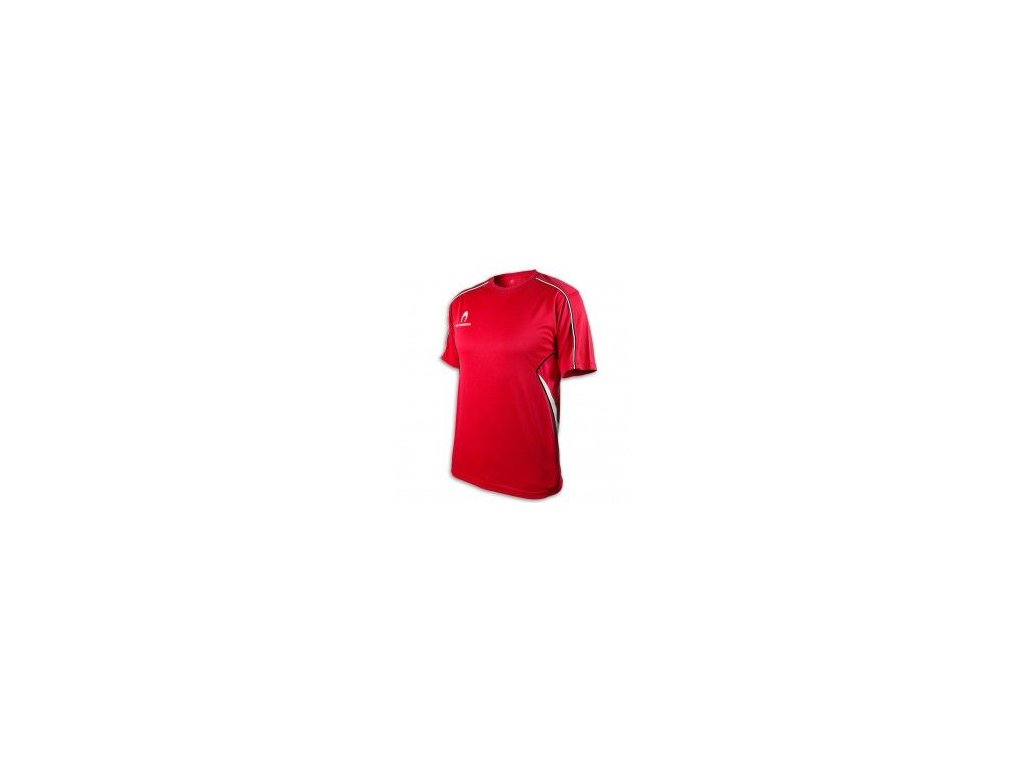t shirt performance red