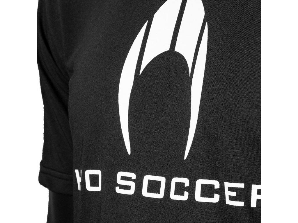 HO Soccer T-Shirt - Black