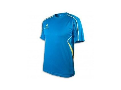 t shirt performance blue