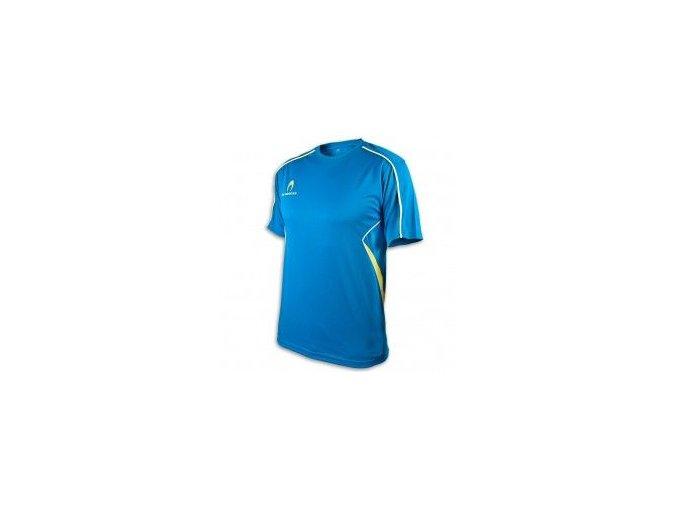 t shirt performance blue