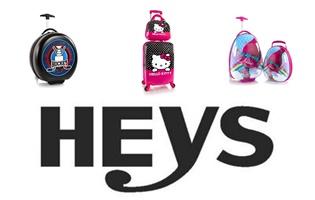 Heys dětská cestovní zavazadla