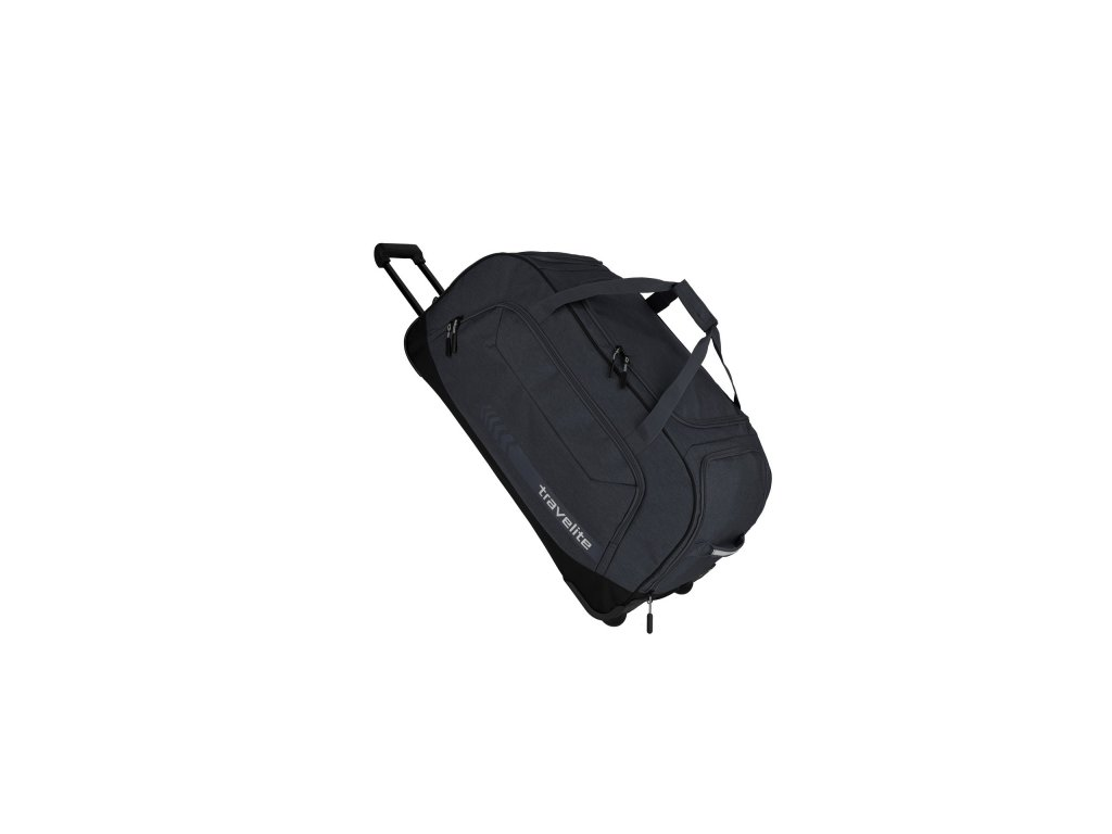 Travelite Kick Off Wheeled Duffle Anthracite