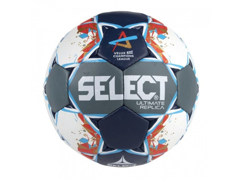 Select HB Ultimate Replica Champions League Men šedo modrá