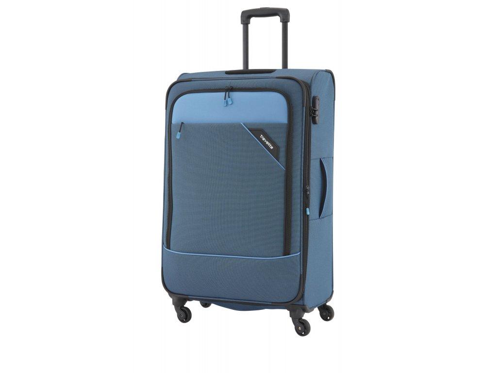 Travelite Derby 4w L Blue