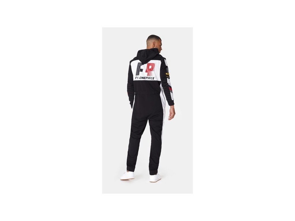 OnePiece Overal Formula Black XS