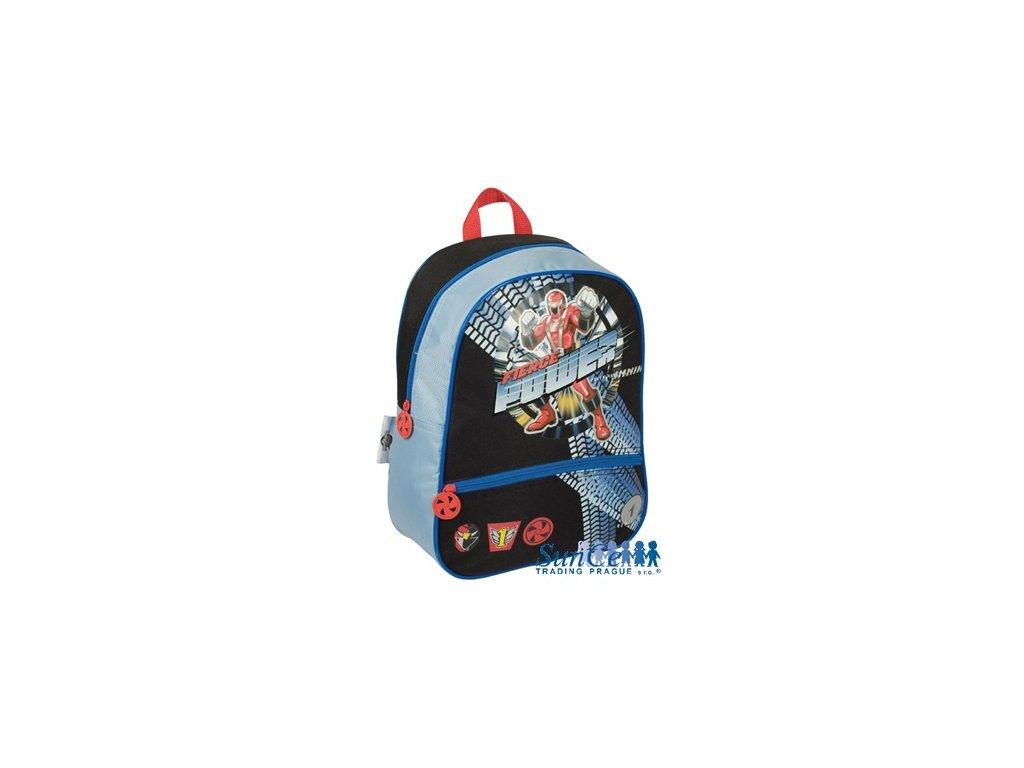 Batoh Junior Disney pro předškolní děti NOVINKA S-4804 > varianta Power Rangers RPM