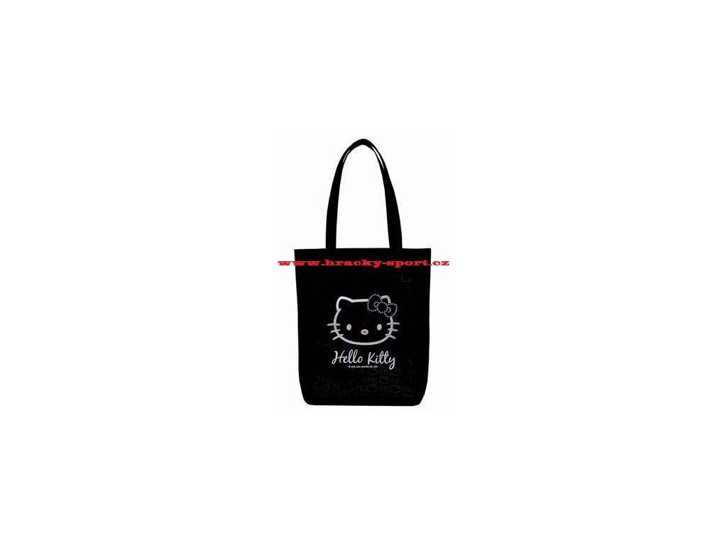 Dívčí taška Hello Kitty černá 5798