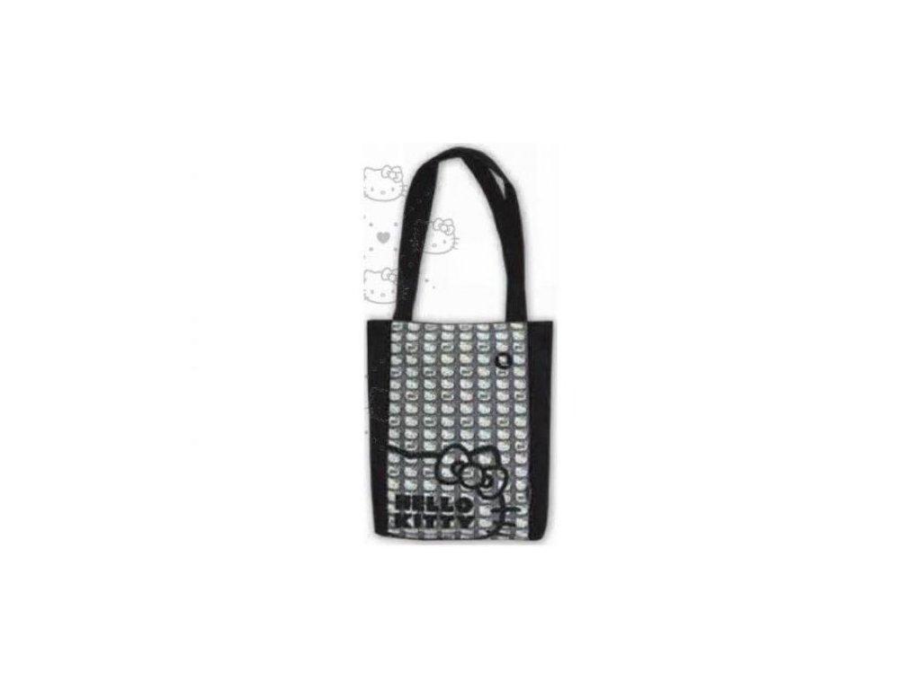 Dívčí taška (černo-bílá) Hello Kitty 5753