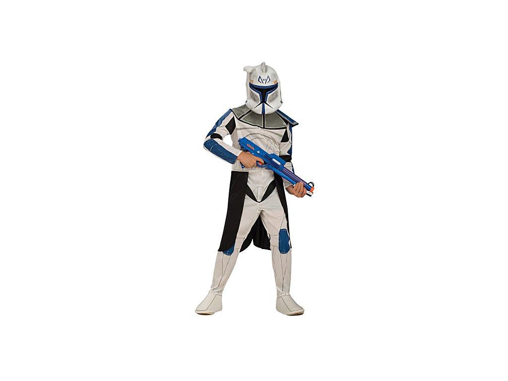 Clone Wars - Blue Clonetrooper - licenční kostým X
