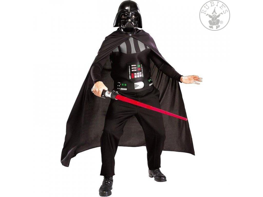 Darth Vader Blister dospělý - licenční kostým  pánský karnevalový kostým
