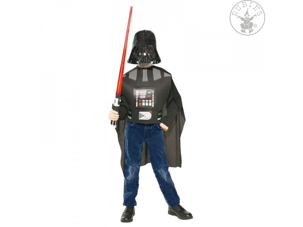 Darth Vader Box Set dětský (6 - 10 roků) - licenční kostým X
