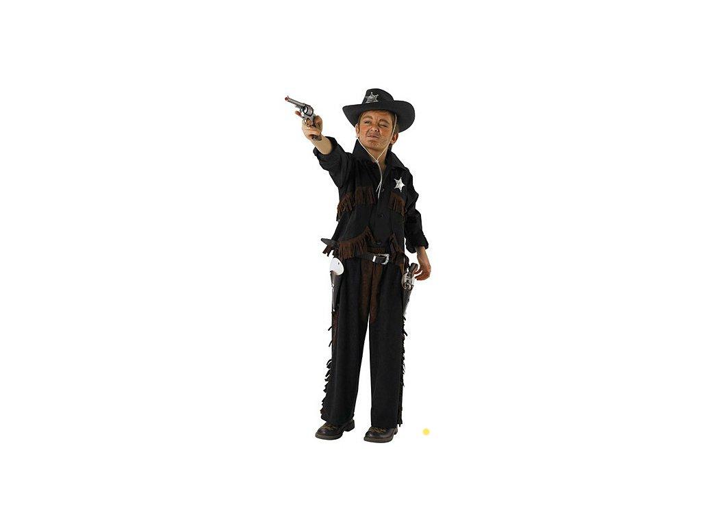 Kovboj - kostým D  dětský - chlapecký karnevalový - maškarní kostým