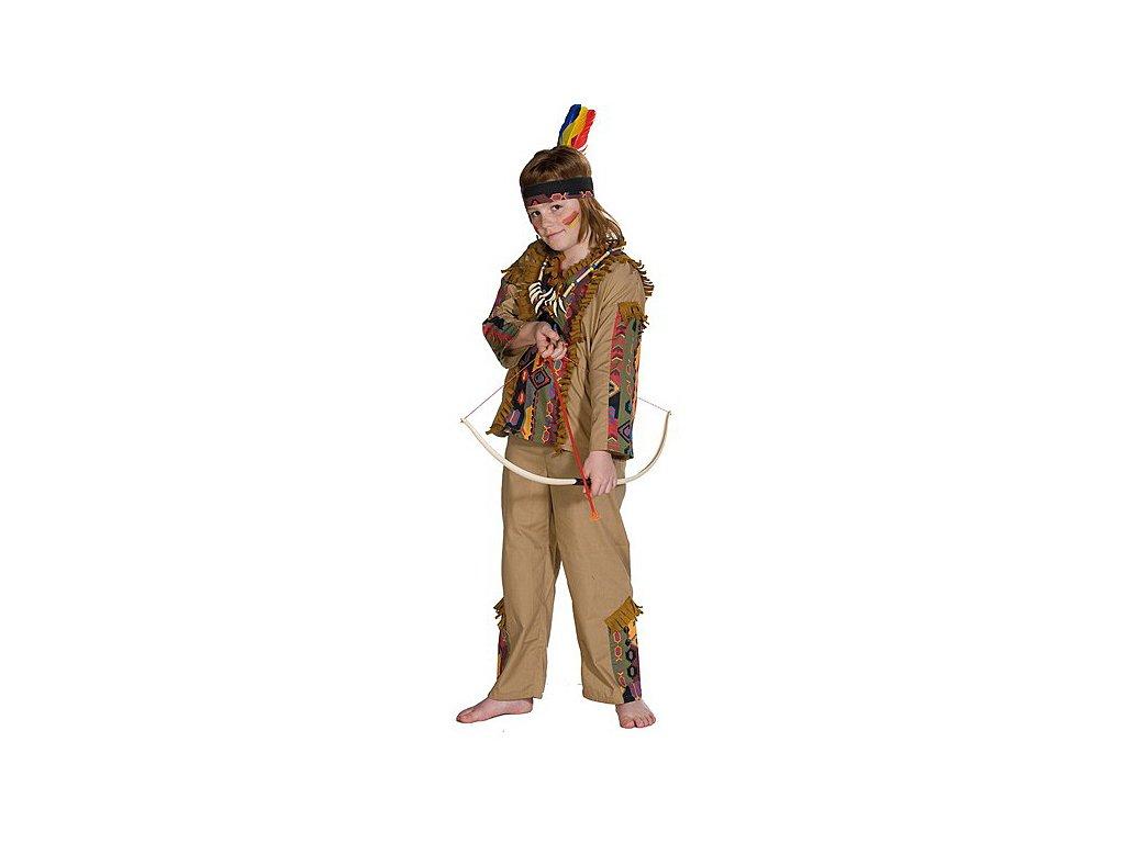 Navajo - kostým indiána D