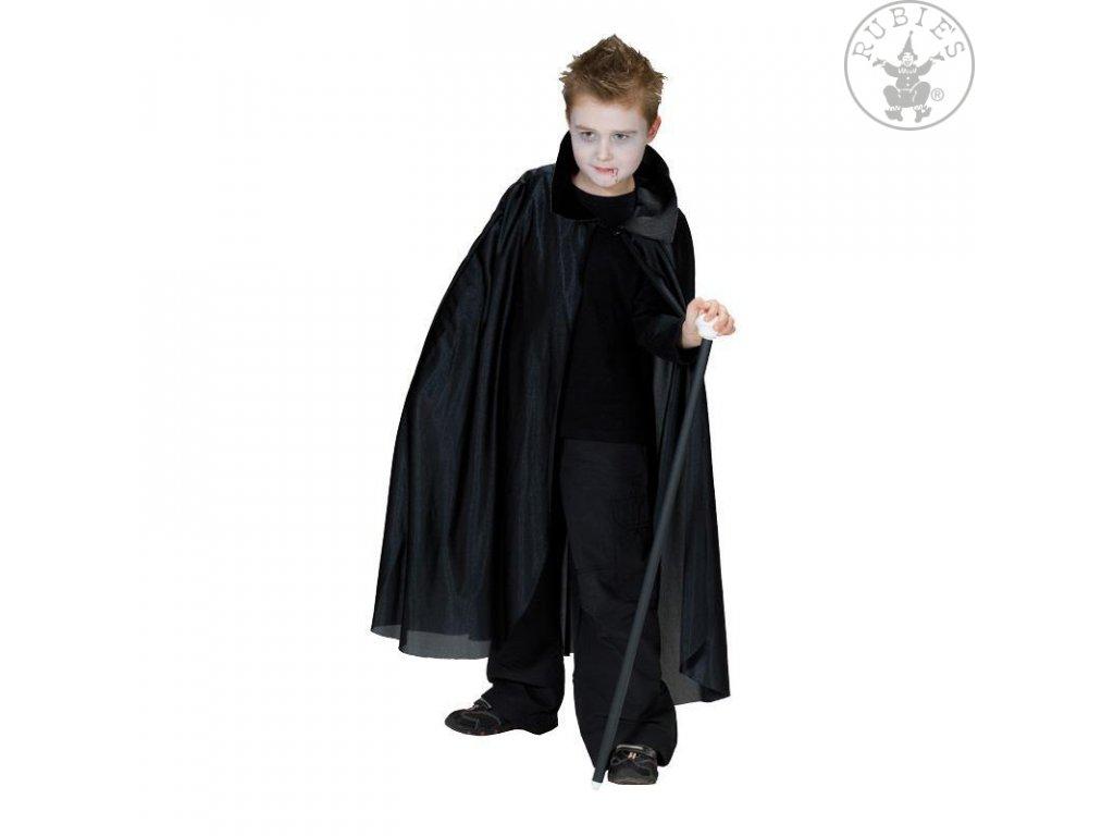 Plášť s límcem  dětský - chlapecký karnevalový - maškarní kostým