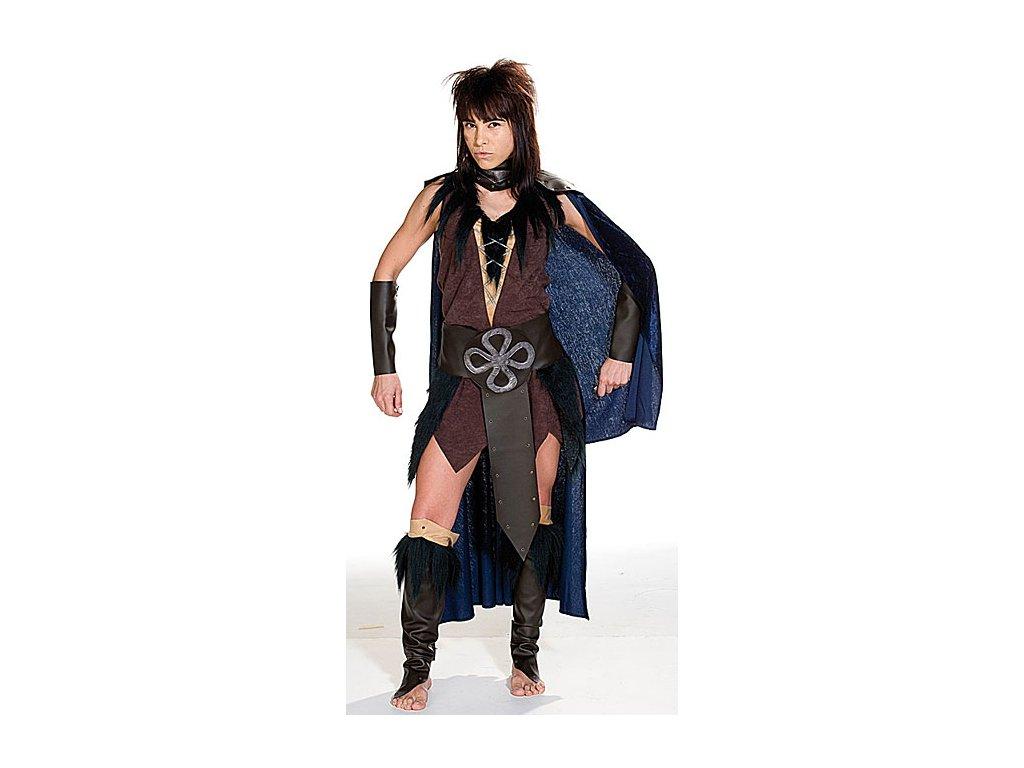 Deluxe Barbarin - karnevalový kostým D  dámský karnevalový kostým