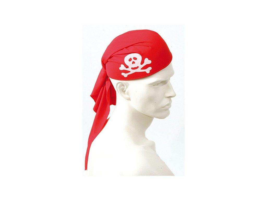 Pirát červený
