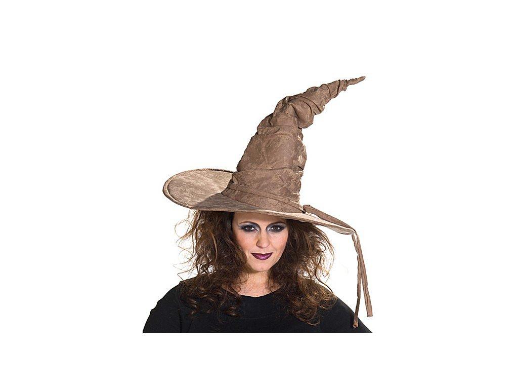 Waldschrat - klobouk D  dámský elegantní klobouk nejen pro čarodějnice