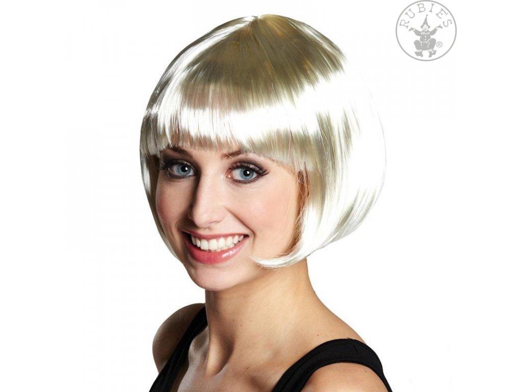 Trixy blond - karnevalová paruka
