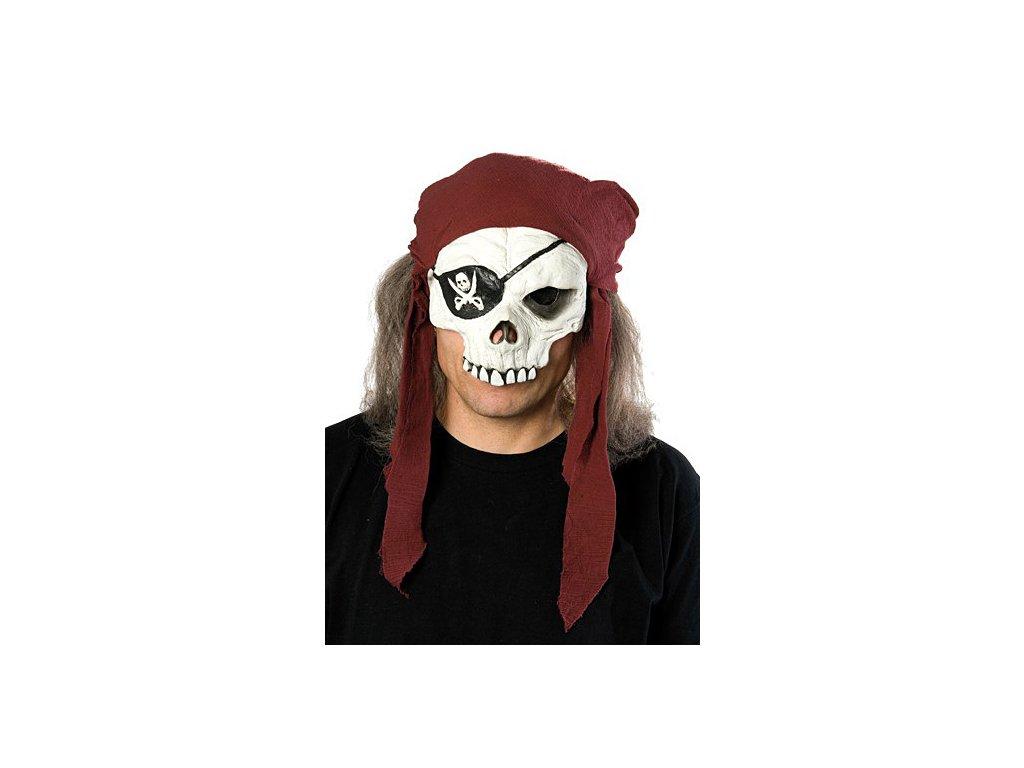 Maska pirát D