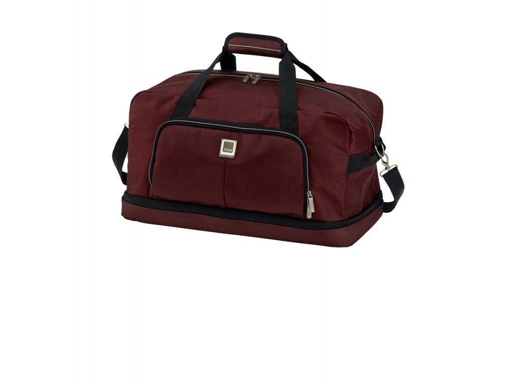 Titan Nonstop Travel Bag Merlot