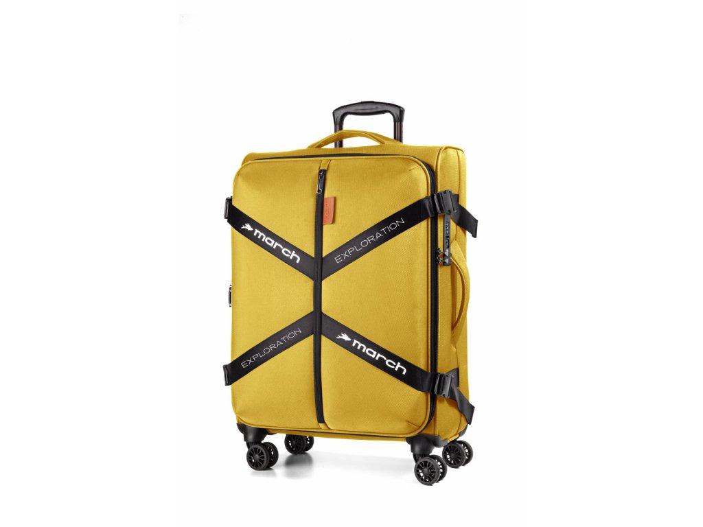 March Exploration M Golden Honey  + textilní rouška ke každé objednávce zdarma