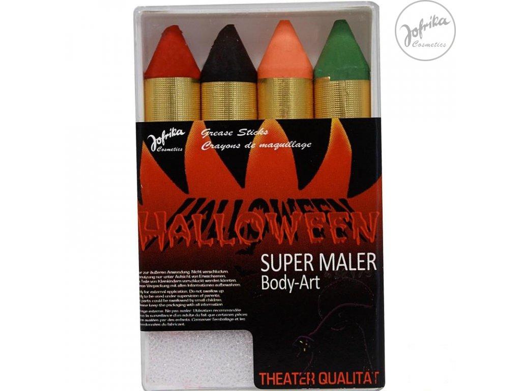 Líčidla - tužky tlusté Halloween  Halloween