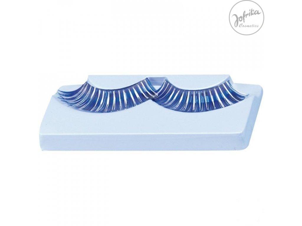 Duhové řasy - modré 18075 - D